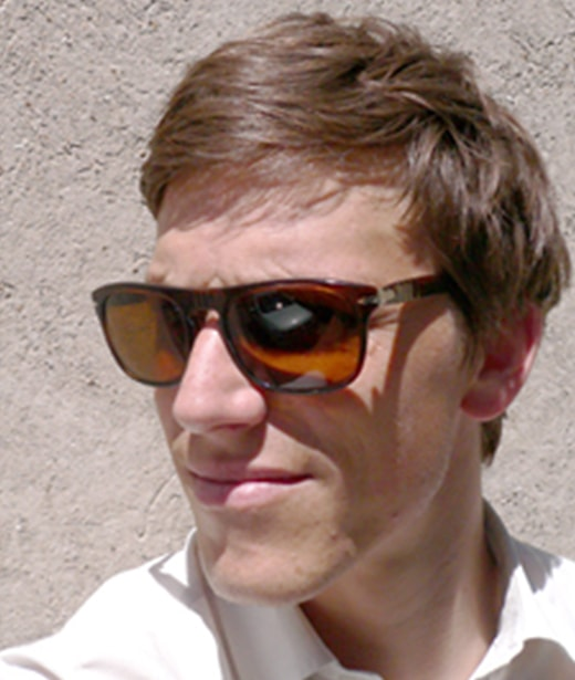Alex from Zurich (Switzerland) with Persol 624