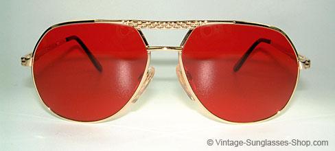 Bugatti EB 502 - Small - Echte Vintagebrille
