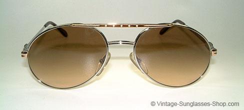 Bugatti 02926 - 90er Sonnenbrille