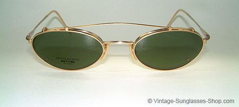 Oliver Peoples OP599 Details