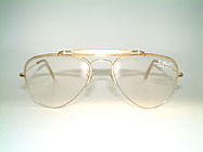 Ray Ban Balfast 810 - Gold Filled Brille Details