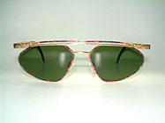 Cazal 256 - Cari Zalloni Sonnenbrille Details