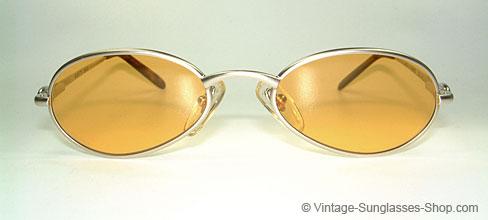 Bugatti 22405 - 90er Designer Sonnenbrille