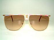 AVUS 2-100 - 80er Vintage Sonnenbrille Details