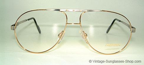 Alpina M1F - Alte Vintage Pilotenbrille