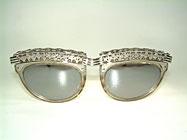 Jean Paul Gaultier 56-0271 - Steampunk Brille Details