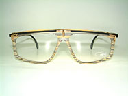 Cazal 190 - Old School Hip Hop Brille Details