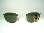 Ray Ban Vintage Square Details