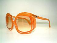 Christian Dior 2026 - Übergroße 70er Brille Details
