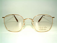 Algha, Savile Row 48/20 Quadra - Gold Filled Brille Details