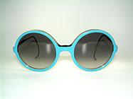Alain Mikli 0107 / 643 - Runde Sonnenbrille Details