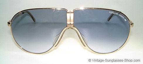 Sonnenbrillen Porsche 5622 80er Faltsonnenbrille