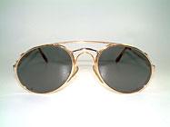 Bugatti 03308 - Brille mit Sonnen Clip Details