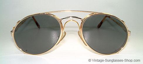 sonnenbrillen bugatti 03308 brille mit sonnen clip. Black Bedroom Furniture Sets. Home Design Ideas