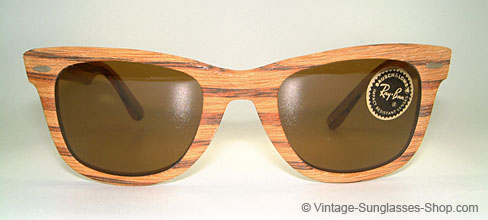 ray ban sonnenbrille holz