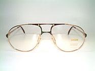 Zeiss 5893 - 80er XL vintage Brillenfassung Details