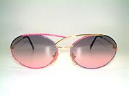 Casanova LC17 - Gold Plated Sonnenbrille Details