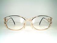 Cazal 284 - 90er Luxus Vintage Brille Details