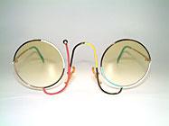 Casanova CMR 1 - Kunst Sonnenbrille Details
