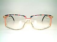 Cazal 346 - Vintage Designer Brille Details