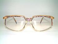 Cazal 337 - Vintage Brille / No Retrobrille Details