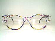 Cazal 353 - Old School HipHop Brille Details