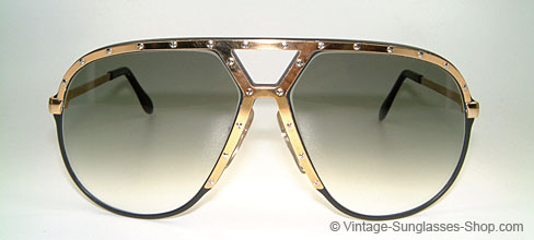 Alpina M1 - Stevie Wonder - 80er Brille