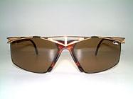 Cazal 962 - Sportliche Designer Brille Details