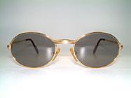 Cartier Saint Honore - Kleine Runde Brille Details