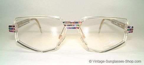 brillen cazal 512 crystal true vintage 90er brille. Black Bedroom Furniture Sets. Home Design Ideas