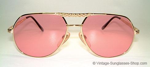 Bugatti EB 502 - Small - Pinke Vintagebrille