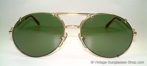Bugatti 65359 - 80er Herrensonnenbrille