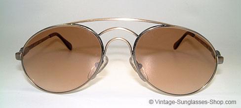 Bugatti 07823 - 80er Herren Sonnenbrille