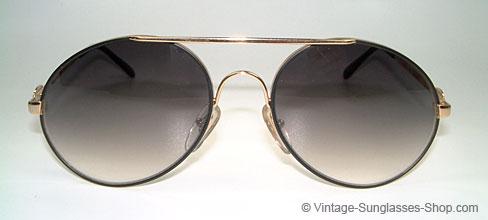 Bugatti 64324 - Echte Vintage Herren Brille