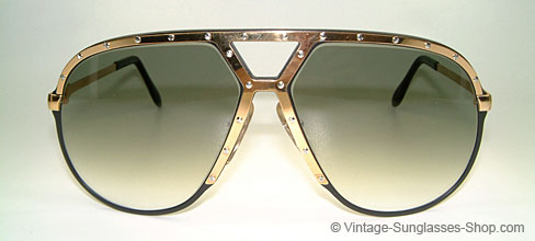 Alpina M1 - Stevie Wonder - 80er Brille