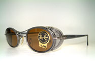 Ray Ban Chaos RB3140 - Steampunk Brille Details