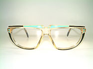 Cazal 316 - 1980er Old School Brille Details
