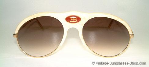 Bugatti 64748 - Elfenbein Optik 80er Fassung