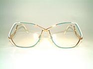 Cazal 226 - Außergewöhnliche Vintage Brille Details