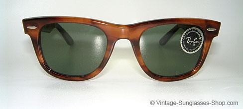 ray ban pilotenbrille vintage