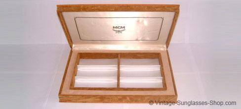 MCM - case for 6 glasses
