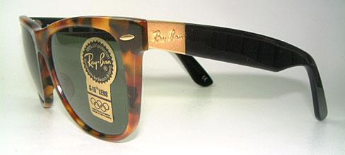 Sunglasses Ray Ban Wayfarer II JFK | Vintage Sunglasses