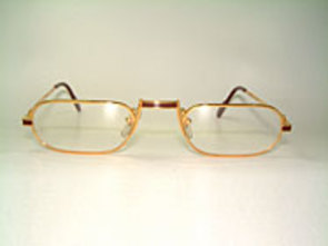 Cartier Demi Lune Laque, Reading Glasses Details
