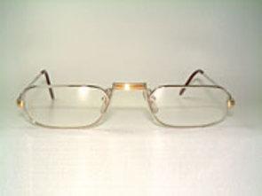 Cartier Demi Lune Platine - Reading Glasses Details