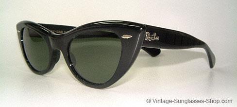 ray ban brille vintage