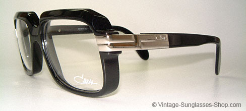 Cazal 607 - Silver - Limited Edition