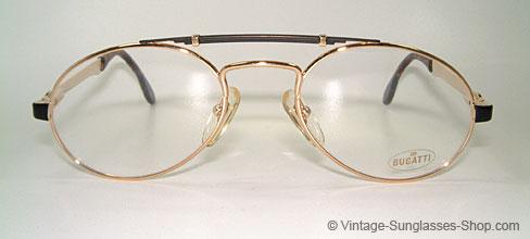 Bugatti 16941 - 80er Jahre Brillengestell