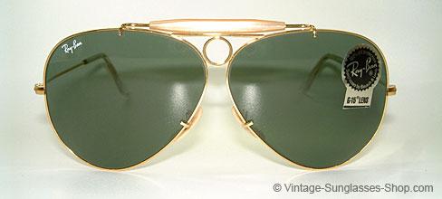 ray ban aviator g15 vintage