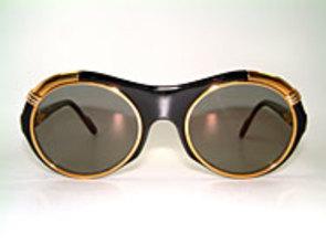 Cartier Diabolo - Lady Gaga Vintage Brille Details