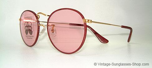 Ray Ban Sonnenbrille Damen Pink